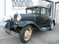 Si lo que buscas son sensaciones diferentes, te interesa este Ford Model A de 1931