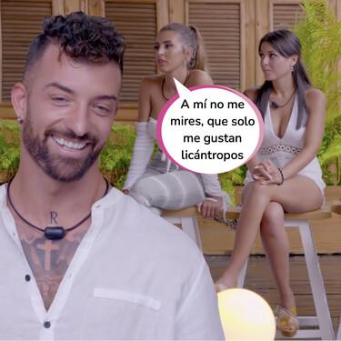 Rubén Sánchez (tentador de Fani) arrasa en 'La Isla de las Tentaciones 3': Esta es la concursante que ha decidido tener una cita con él