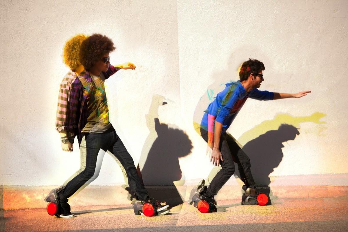 Foto de spnKiX, ruedas para tus zapatillas (6/8)