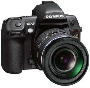Olympus E-3, nuevo firmware 1.4
