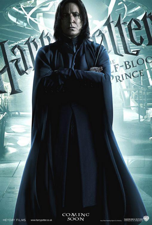 'Harry Potter y el misterio del príncipe', nuevos carteles de los protagonistas