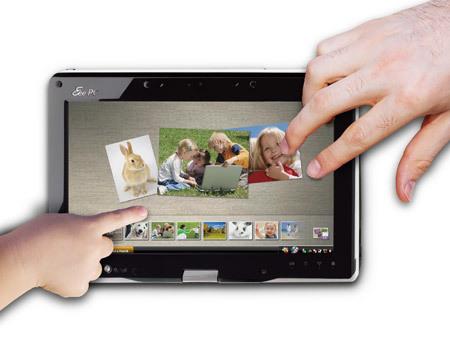 El Asus Eee Tablet vuelve a la palestra y podría montar NVidia Tegra