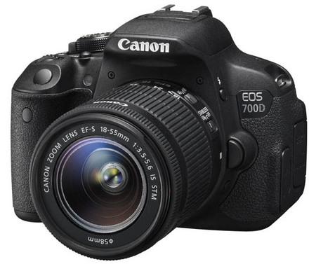 Canon EOS 700D, toda la información sobre la nueva réflex de inicio de Canon