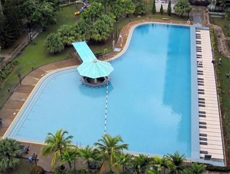 Las 7 piscinas m s curiosas del verano for Formas de piscinas