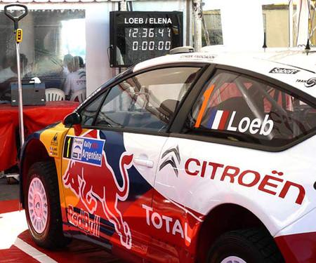 """La afición también """"calienta motores"""" con el Rally de Argentina"""