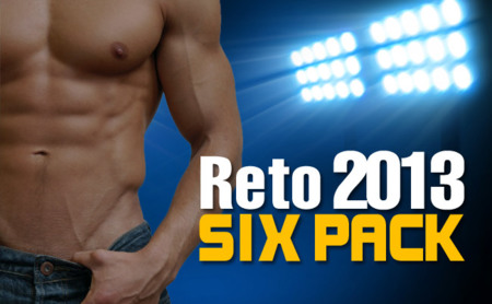 Reto Vitónica sixpack 2013: Semana 11 - Tres días (XII)
