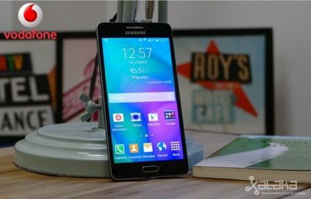 Precios Samsung Galaxy A5 con Vodafone y comparativa con Orange, Yoigo y Amena