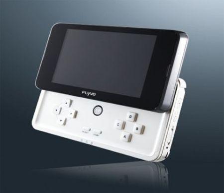 POSBRO G100, consola con WiMax