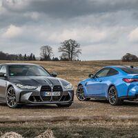 Los primeros BMW M3 y M4 con tracción integral ya tienen precio, y son 4.500 euros más caros que los de tracción trasera