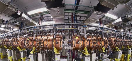 Éste es el nuevo acelerador de partículas del CERN