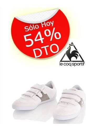 En Kids me quedo uno ¡Especial zapatillas infantiles Le Coq Sportif!