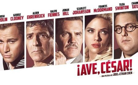 '¡Ave, César!', excéntrico homenaje al Hollywood clásico