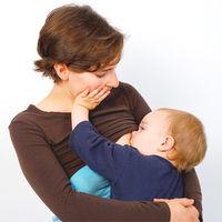 La agitación del amamantamiento: cuando la madre siente rechazo por el niño que mama