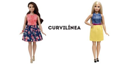 Las nuevas figuras de Barbie, un intento por acercarse más a las mujeres reales