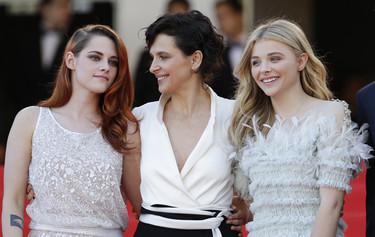 Las actrices clausuran la alfombra roja de Cannes 2014