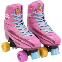 """Los patines de cuatro ruedas de """"Soy Luna"""" están rebajados a 30 euros en Amazon en varias tallas"""