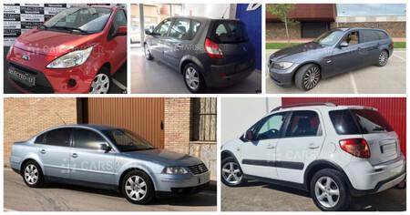 Cinco coches de segunda mano por menos de 5.000 euros para cinco conductores diferentes