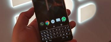 BlackBerry KEYone, primeras impresiones: ¿la nostalgia será suficiente para alcanzar el éxito?