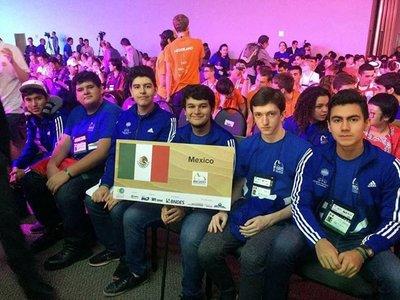 Triunfa equipo mexicano en la 58ª Olimpiada Internacional de Matemáticas