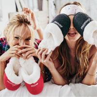 ¿Una Navidad Victoria's Secret?, Candice Swanepoel y Behati Prinsloo te la acercan
