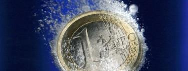 La Eurozona coquetea con la deflación