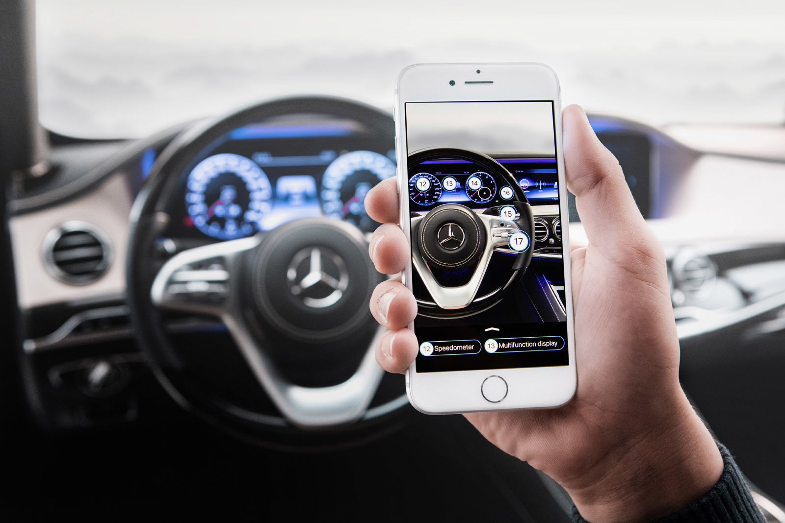 Foto de Mercedes-Benz Clase A 2018: impresiones del interior (12/28)