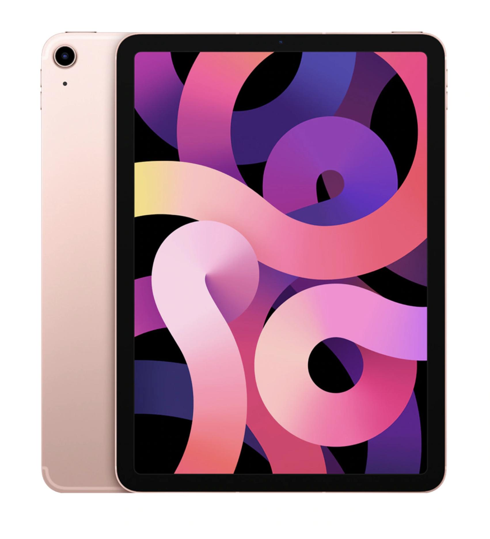 iPad Air 10.9 (2020) 256 GB Wi-Fi + Cellular Oro rosa