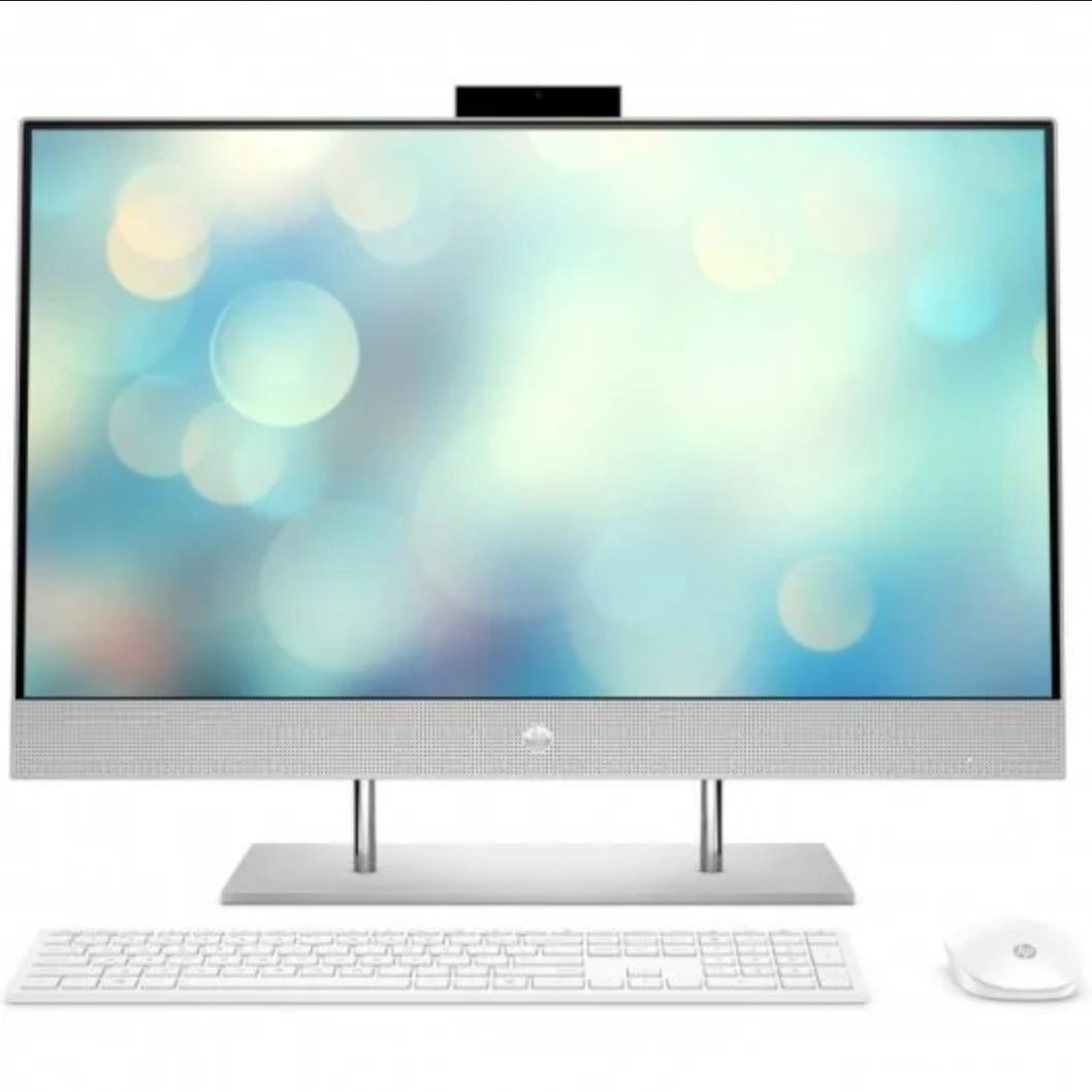 "HP AIO 27-dp0079ns Intel Pentium G6400T/8GB/512GB SSD/27"""