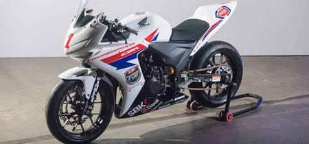 European Junior Cup 2013, ahora sobre la nueva Honda CBR500R