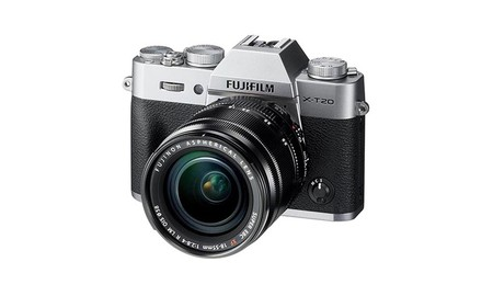 Día de la Madre: la Fuji X-T20 con objetivo 18-55 es el regalo ideal por 1.049 euros hoy, en Amazon