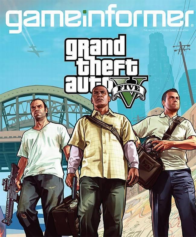 Foto de Grand Theft Auto V - 08/11/2012 (1/2)