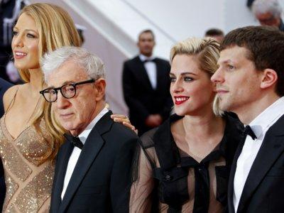Woody Allen responde al chiste que ha causado polémica en Cannes pero no pica el anzuelo de Ronan Farrow