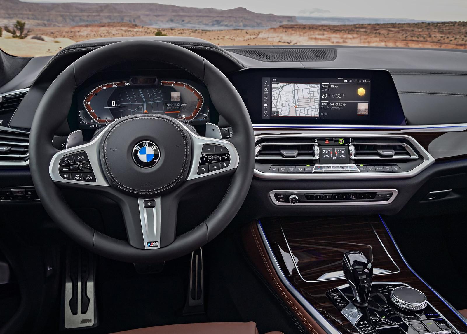 Foto de BMW X5 2019 (32/43)