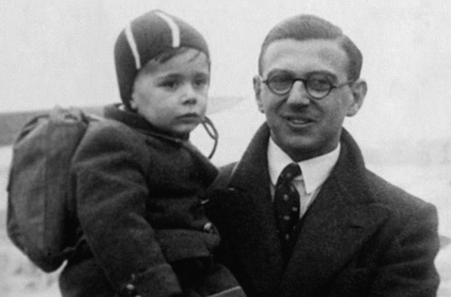 Sir Nicholas Winton, el otro Schindler responsable de que 699 niños sobrevivieran al holocausto nazi