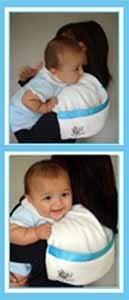 Burpcatcher: solución para los vómitos del bebé