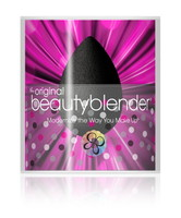 La Beauty Blender cambia de color a negro
