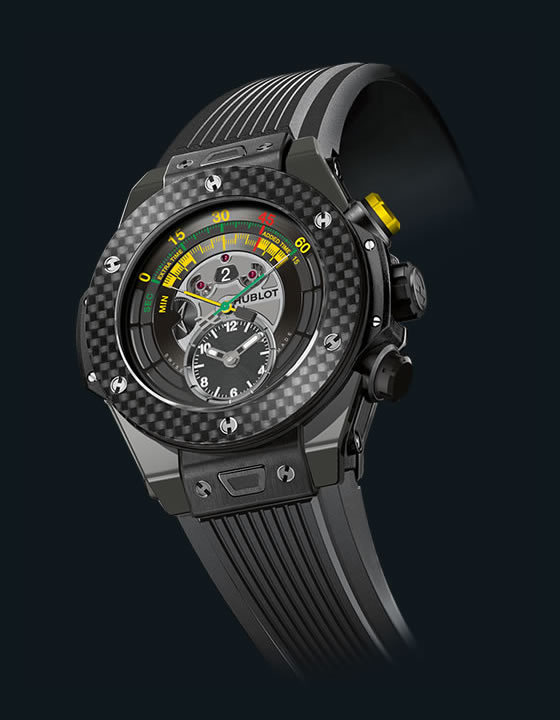 Foto de Hublot y su nuevo Big Bang Unico Bi-Retrograde Chrono (4/12)