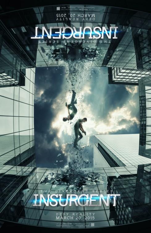 Foto de Carteles de 'La serie Divergente: Insurgente' (10/27)