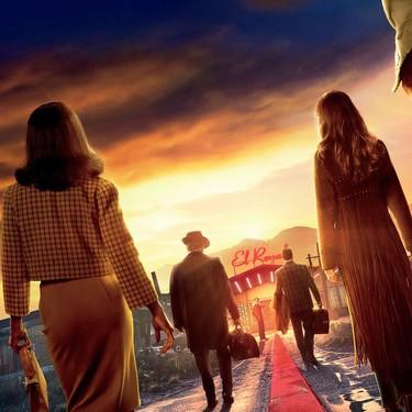 'Malos tiempos en El Royale' es un precioso conjunto vacío al que le sobra un tercio de metraje