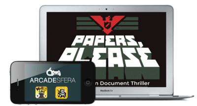 Pixeles que dan mucho juego y un clásico de iOS ahora gratuito, Arcadesfera