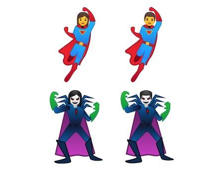 Superheroes Emoji