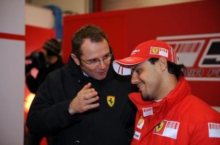 Felipe Massa podría volver en el GP de Italia