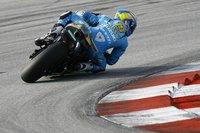 MotoGP 2011 en Sepang: balance positivo para Rizla Suzuki