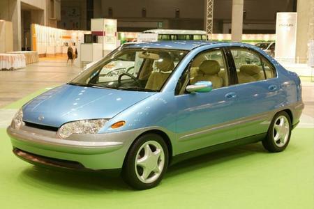 Concept Toyota Prius 1995