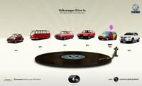 Divertido juego de adivinar canciones de Volkswagen