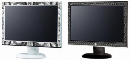 Cristales Swarovski hasta en el monitor