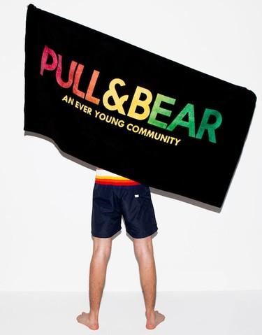 Pull & Bear Verano 2012: ¡Vámonos a la playa que ya calienta el sol!