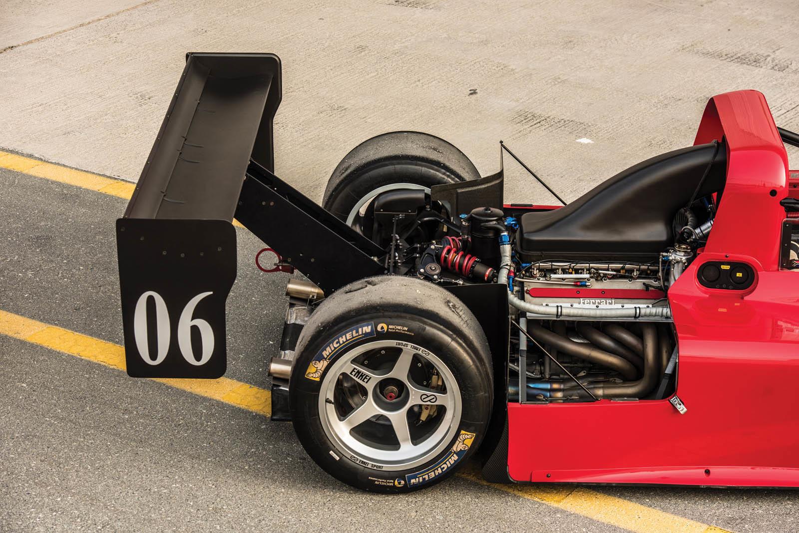 Ferrari 333 SP de 1994, a subasta