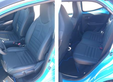Toyota Aygo X Cite Azul 15