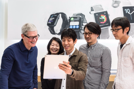 Tim Cook: Utilizaremos la inteligencia artificial también para mejorar la autonomía del iPhone